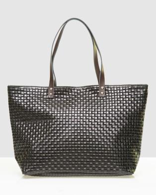 Marlafiji Valerie Shopper - Bags (Black)