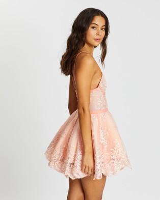 Loreta Tutu Dress - Dresses (Pink)