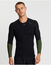 Virus - Co49 CoolJade™ Viper Long Sleeve Rashguard