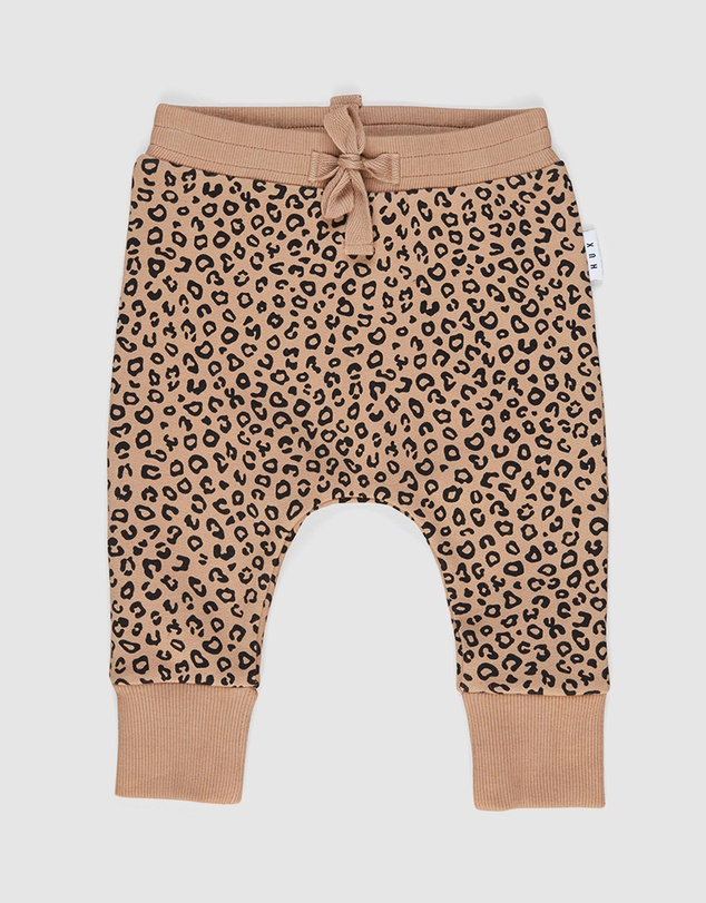 Huxbaby - Animal Drop Crotch Pants - Babies-Kids