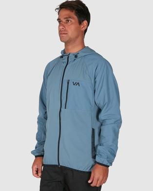 RVCA Yogger Jacket - Coats & Jackets (CHINA BLUE)