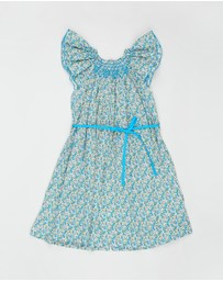 Rock Your Kid - Lena Smock Dress - Kids-Teens