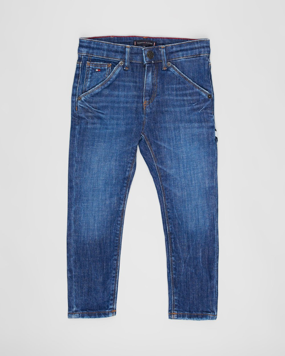 acba5e531 Carpenter Straight Jeans - Kids by Tommy Hilfiger Kids Online | THE ICONIC  | Australia