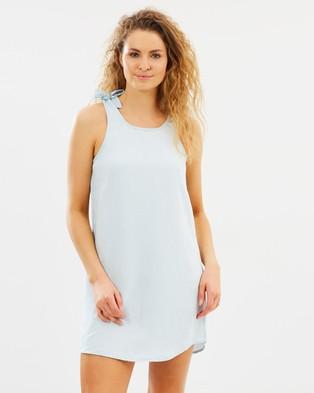 All About Eve – Cosette Dress Light Blue