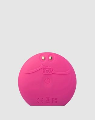 Foreo Luna FOFO Facial Cleansing Massager   Fuchsia - Tools (Fuchsia)