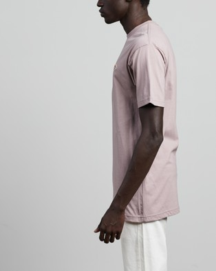 Dickies - H.S Rockwood Tee - T-Shirts & Singlets (Dirty Mauve) H.S Rockwood Tee