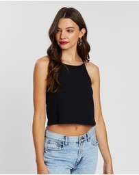 Supre - Brianna High-Neck Top