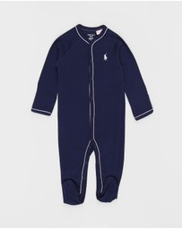 Polo Ralph Lauren - Solid One-Piece - Babies