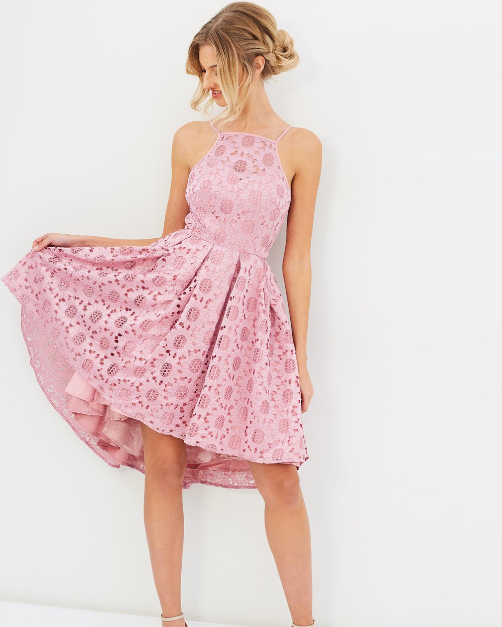 Ruthie Dress by Chi Chi London Online | THE ICONIC | Australia
