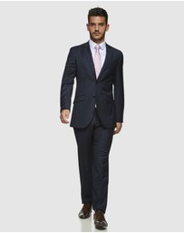 Kelly Country - Kelly Country PGH Pure Wool Navy Suit Set