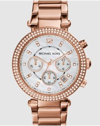 Michael Kors - Parker Women's Analogue Watch