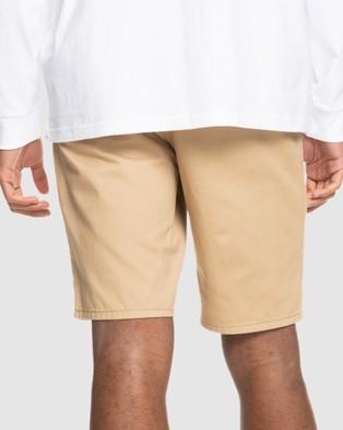 Quiksilver Mens Everyday Chino Short Shorts INCENSE