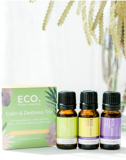 ECO. Modern Essentials - ECO. Calm & Destress Trio