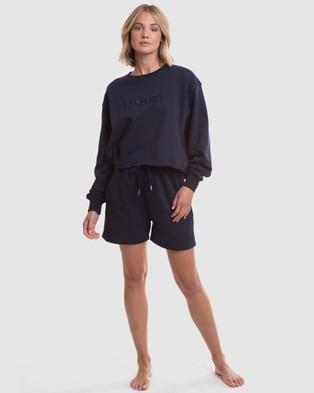 TJ SWIM The Riley Shorts - Shorts (Navy)
