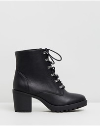 Dazie - Stockholm Ankle Boots