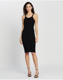 RE/DONE - Ribbed Tank Dress