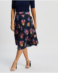 Review - Floral Paradise Skirt