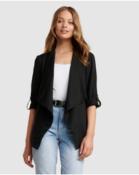 Forever New - Carrie Waterfall Jacket