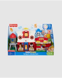Fisher Price - Little People Caring for Animals Farm