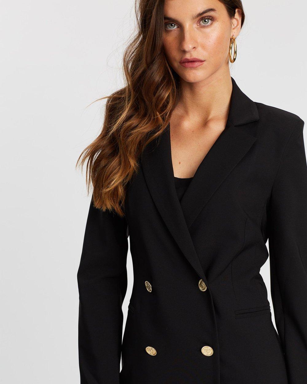 af2472b47cb9 Milano Blazer Dress by Nookie Online | THE ICONIC | Australia