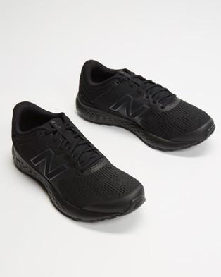 New Balance - 520 V7   Men's - Performance Shoes (Black) 520 V7 - Men's