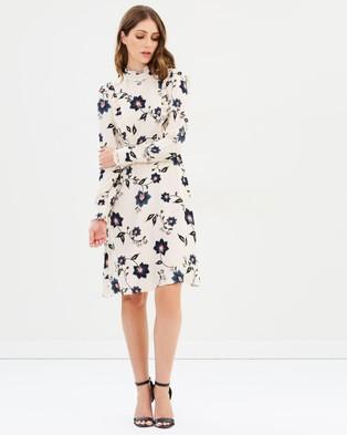 Vero Moda – Nadia LS Dress