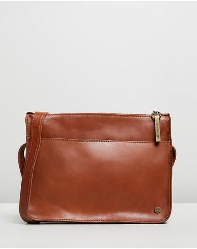 Stitch & Hide Chelsea Bag Maple