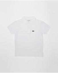 Lacoste - Basic Polo - Kids