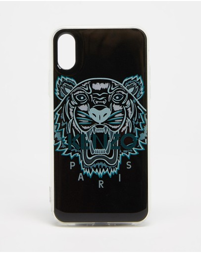 Kenzo - iPhone X/XS Tiger Resin 3D Case