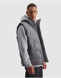 Huffer - Men's Classic Down Vest