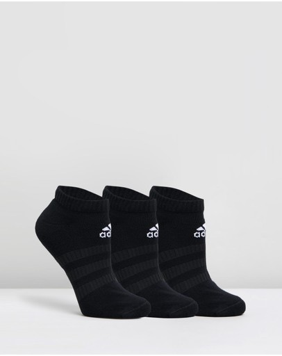 adidas Performance - Cushion Low Socks - 3-Pack