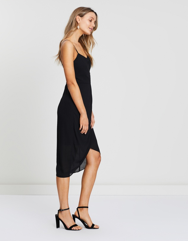 Cooper St - Ignite Drape Dress