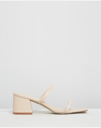Therapy - Goldie Block Heels