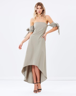 Maurie & Eve – Valley Of The Flowers Dress – Dresses (Jasper)