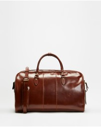 Double Oak Mills - Wilbur Leather Weekender