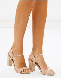 SPURR - Claudia Block Heels