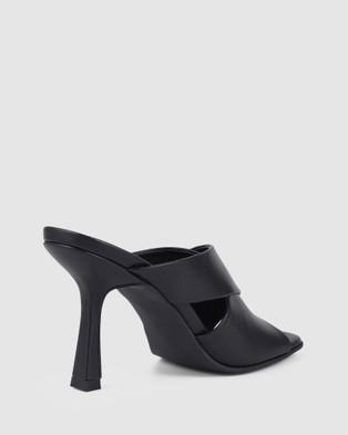 Verali Luwow - Mid-low heels (Black)