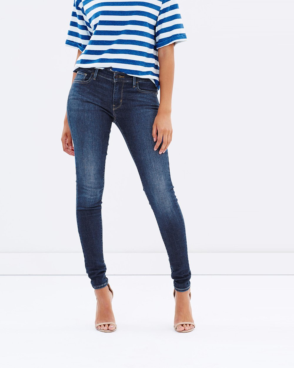 132506a00 710 Super Skinny Jeans by Levi's Online | THE ICONIC | Australia