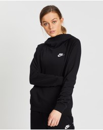 Nike - Essential Funnel Neck Fleece Pullover Hoodie