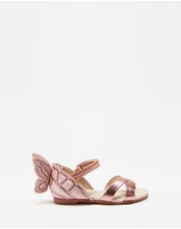Sophia Webster - Chiara Embroidery Sandal - Kids
