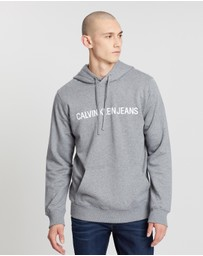 Calvin Klein Jeans - Institutional Regular Hoodie