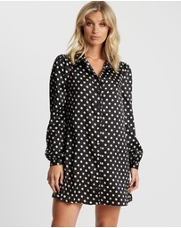 BWLDR - Narla Shirt Dress