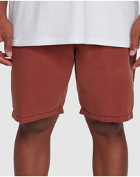 Billabong - New Order Overdye Shorts