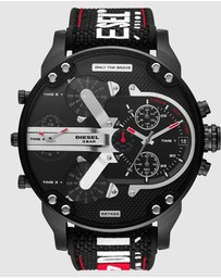 Diesel - Mr. Daddy 2.0 Multicolour Chronograph Watch DZ7433