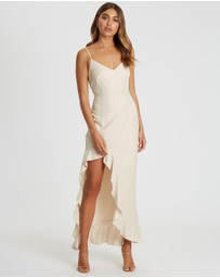 CHANCERY - Dorine Frill Dress