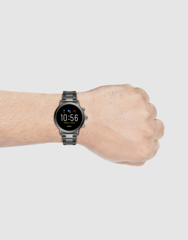 Fossil - The Carlyle HR Grey Gen 5 Smartwatch
