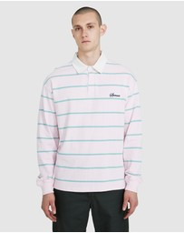 Spencer Project - Club Long Sleeve Polo Shirt