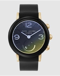Marc Jacobs - Hybrid Smartwatch Riley Black