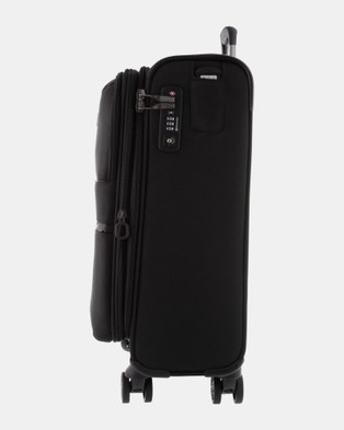 Echolac Japan Marco Echolac Large Soft Side Case - Travel and Luggage (black)
