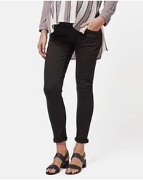 TOPSHOP Maternity - MATERNITY Over The Bump Jamie Jeans